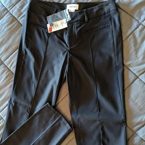 Helmut Lang Navy Blue Pants